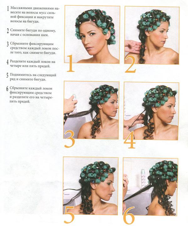 Свадебные прически на средние волосы своими руками пошаговое фото